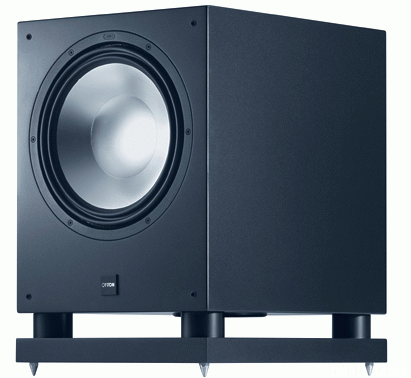 The Canton Karat AS 750 SC Subwoofer 1