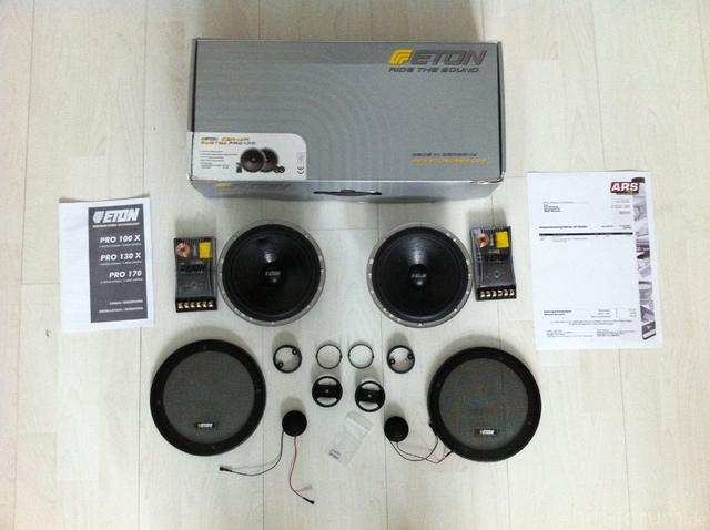 Eton Pro 170