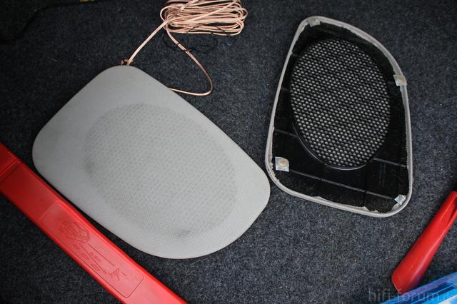Hyundai - Lautsprecherdeckel