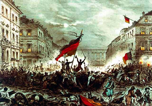 1221 Die Revolution 1848 In Berlin