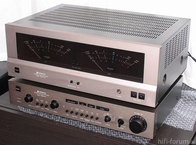 Hitachi Hca Und Hma 7500 Mkii 164427