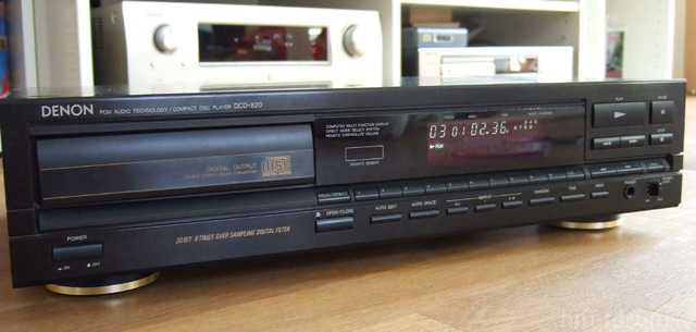 Denon DCD 820 CD Player