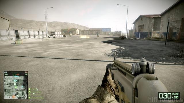 Munitionsanzeige
