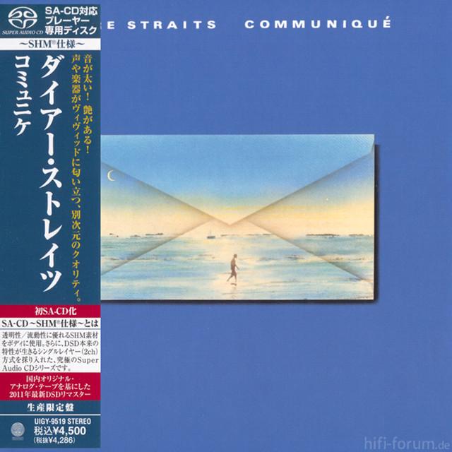 Communique SHM-SACD