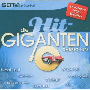 Die Hit-Giganten - Cabrio Hits