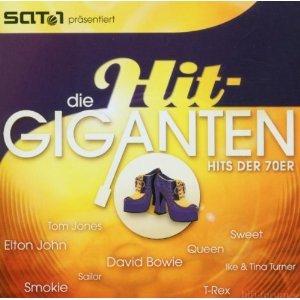 Die Hit-Giganten - Hits Der 70`er