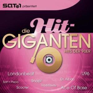 Die Hit-Giganten - Hits Der 90`er