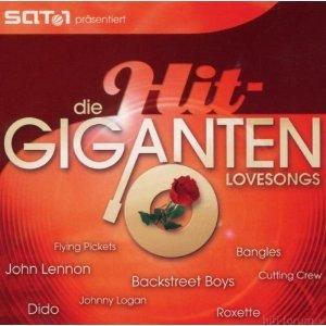 Die Hit-Giganten - Lovesomgs