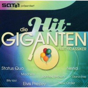 Die Hit-Giganten - Partyklassiker