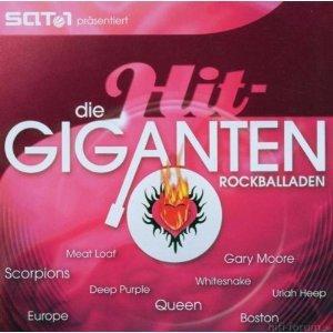 Die Hit-Giganten - Rockballaden