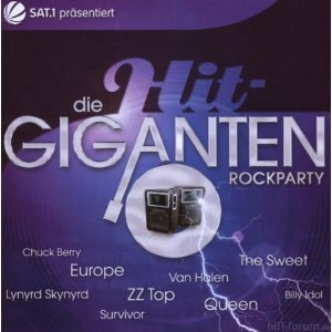 Die Hit-Giganten - Rockparty