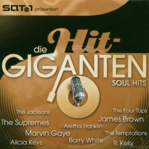 Die Hit-Giganten - Soul Hits