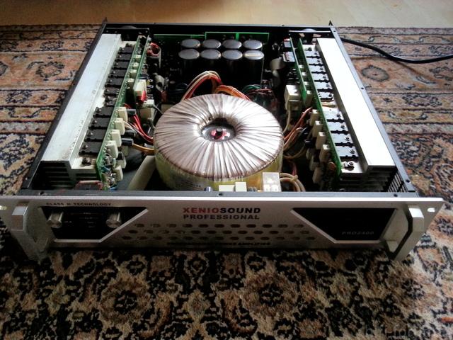 Xenio Sound Pro 2400