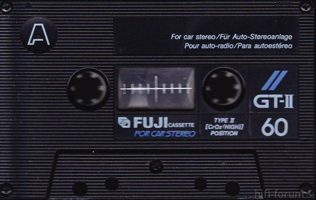Fuji GT-II