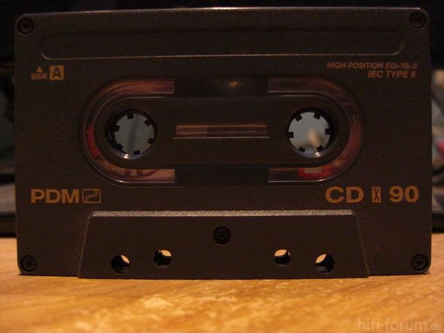 PDM CD-X