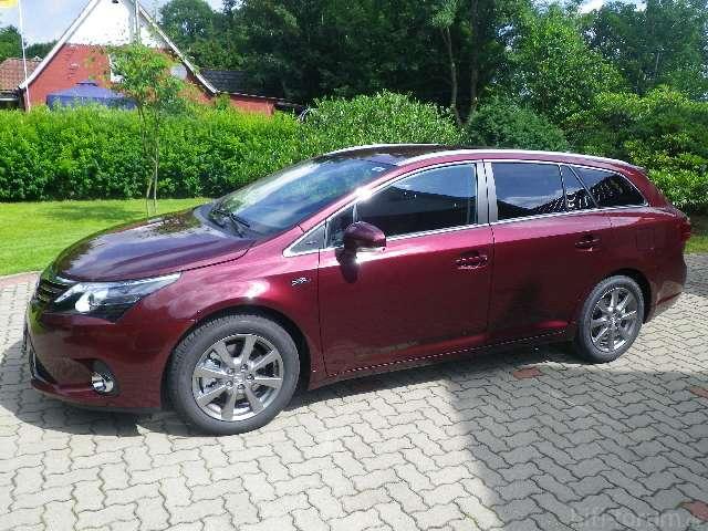 Avensis Kombi