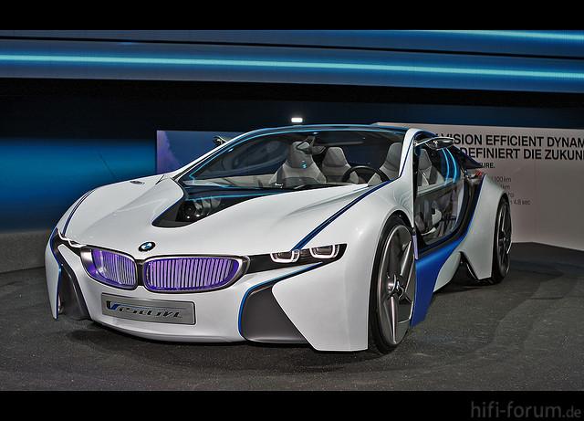 BMW-Prototyp