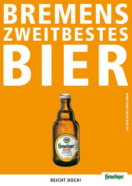 Bremens Zweitbestes Bier