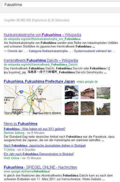 Fukushimagockel