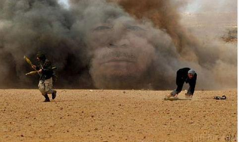 Ghaddafi War
