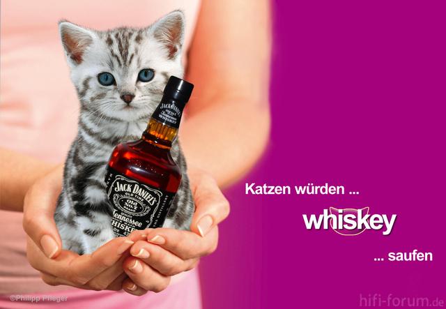 Katzenwhisky