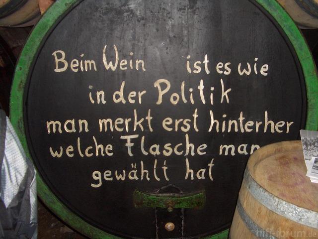 Wein Und Politik