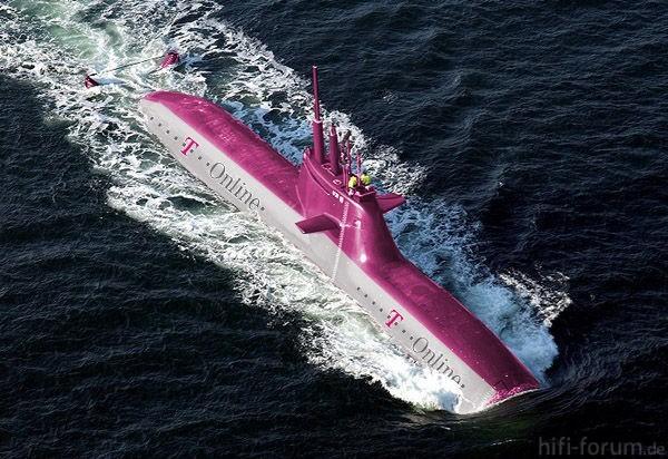 Werbe-U-Boot