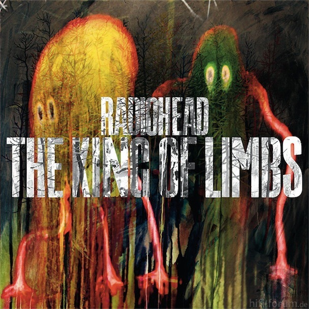 Radiohead The King Of Limbs1