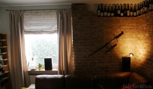 Wohnzimmer-Rücken (klein)