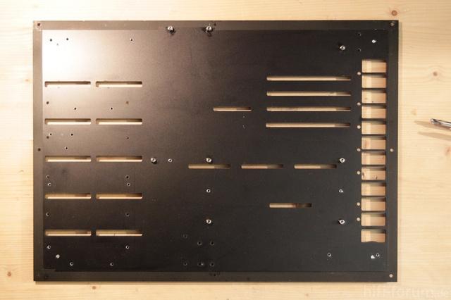 Bodenplatte Von Schaeffer, 4mm Dick