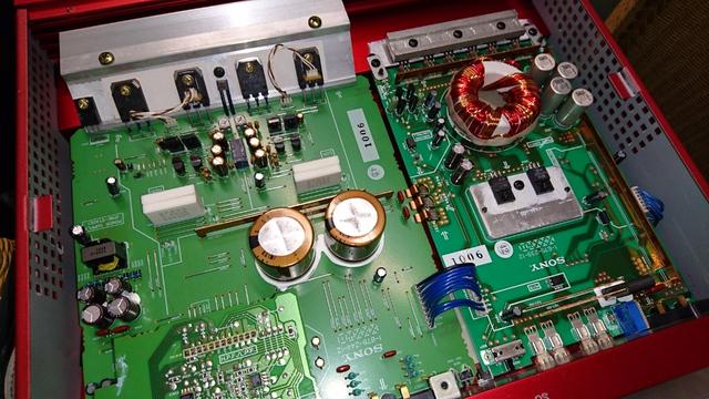 Sony XM-7527
