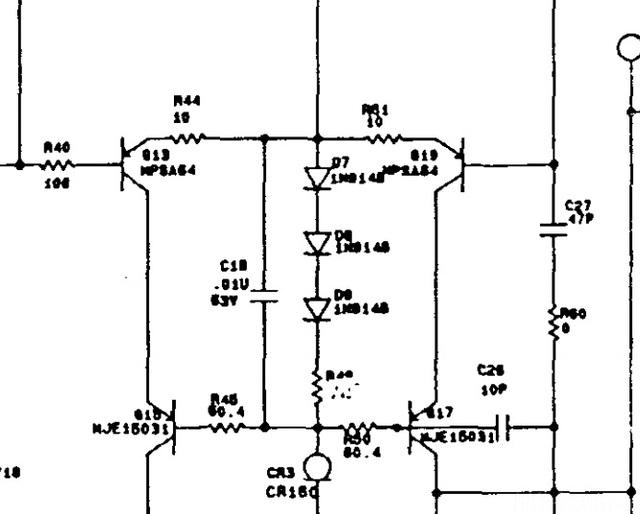 ML29 Endstufe: Vorstufe wird nicht warm, Elektronik (Stereo&Surround ...