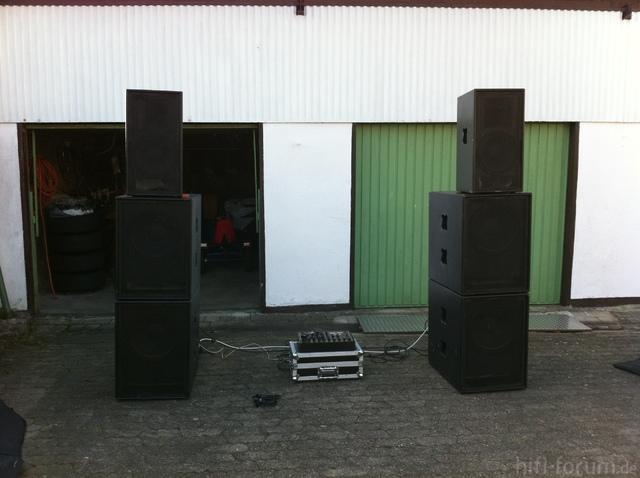 DAP Soundmate 3 MK2