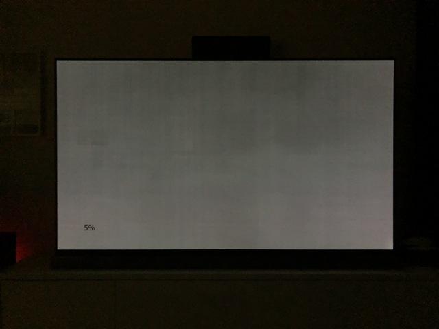 LG 77G7V 5 Prozent Grau Youtube