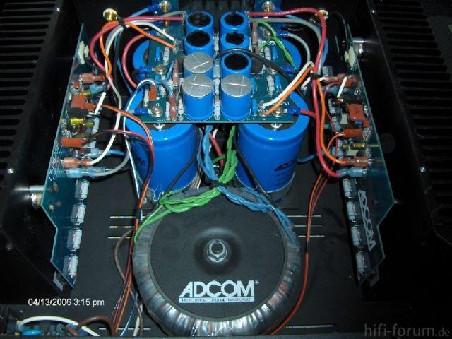 Adcom GFA-550