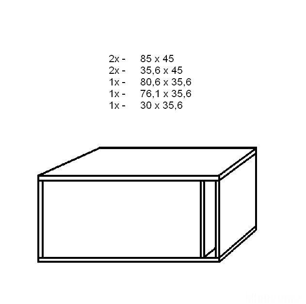 Kiste F?r Quantum 15 D4