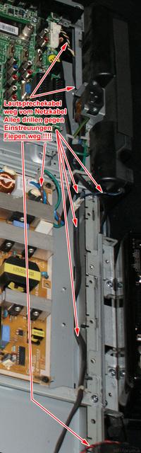 Samsung A786 / A789 Inside Speaker 2