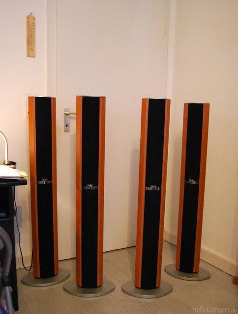 4 s ulen aus teufel concept r 2 in kirsche wie neu. Black Bedroom Furniture Sets. Home Design Ideas