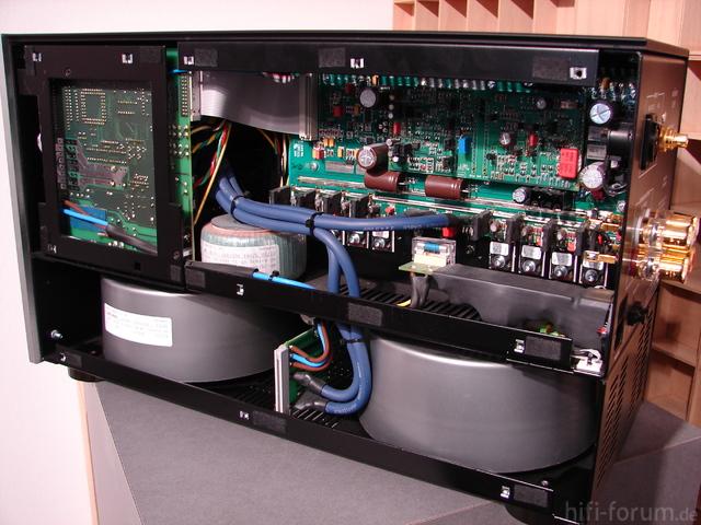 Audionet Monoblock Innenaufbau Ohne Gehäuse