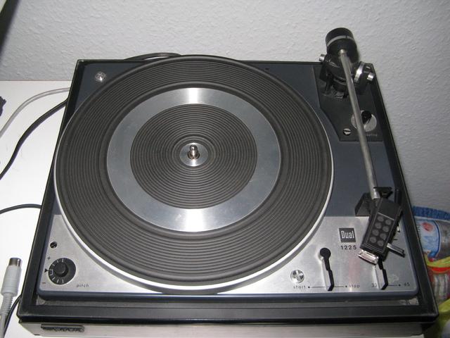 Dual CS18 (Dual 1225)