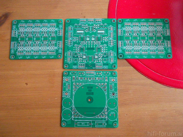 Prequalizer PCBs 1
