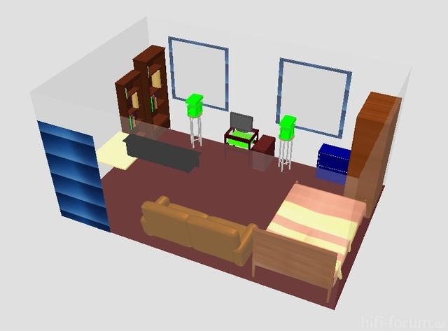 3d Vom Sofa