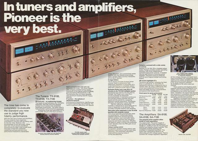 Werbung 1974