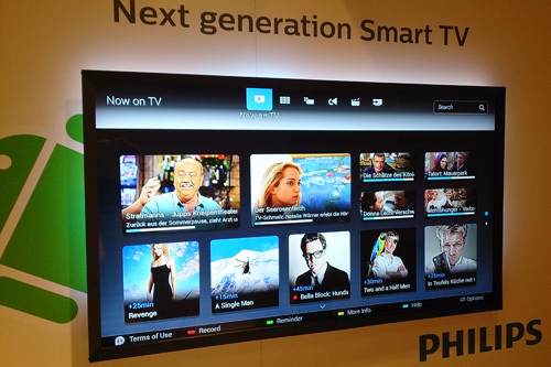 Philips_Android_TV_interface