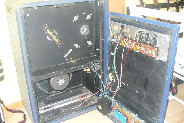 Crb Super X 100 Cabine Leslie 1