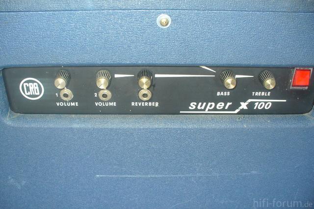 Crb Super X 100 Cabine Leslie 2