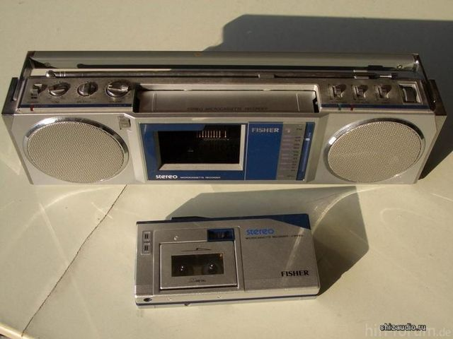 FISHER PH M88 MICROCASSETTE RECORDER8