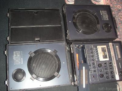 Panasonic 2 Way Speaker System