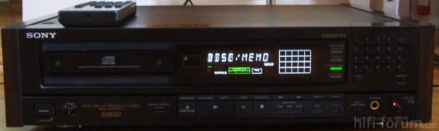 Sony CDP 338ESD 1