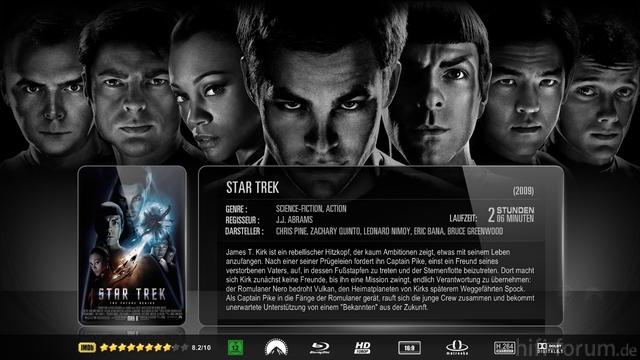 Star Trek XI Mkv Sheet